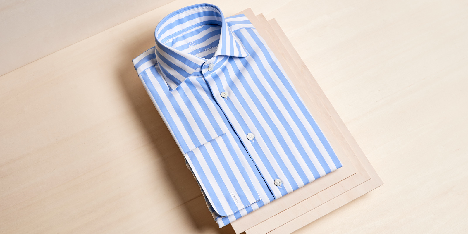 We manufacture your dress shirt