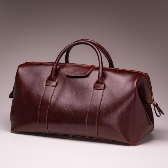 Reisetasche - Dunkelbraun