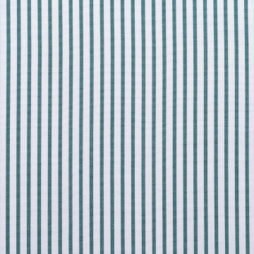 Shirt - Poplin - green/white - striped