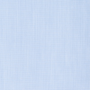 Hemd - Poplin - hellblau - einfarbig