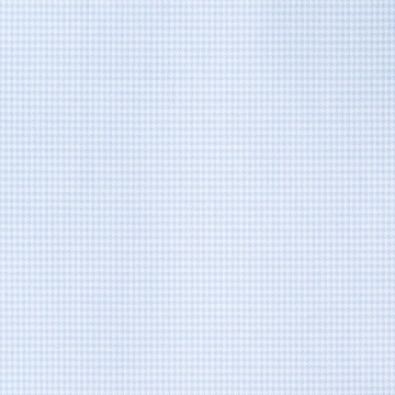 Hemd - Twill - hellblau - hahnentritt