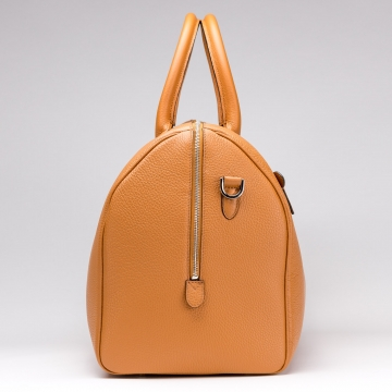 Weekender Travelbag - Light Brown