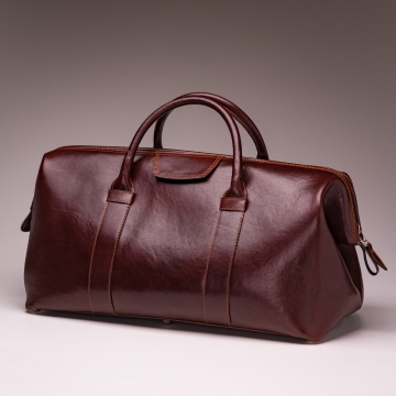 Travel Bag - Dark Brown