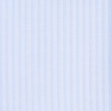 Hemd - Twill - hellblau - einfarbig - fischgrät