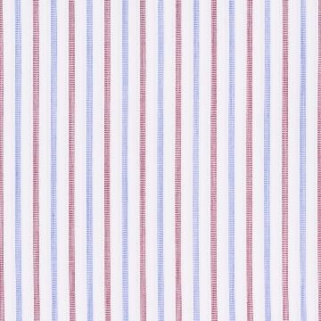 Hemd - rot/blau - gestreift