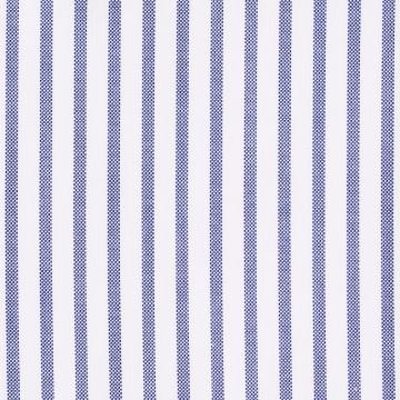 Hemd - Oxford - weiß/blau - gestreift