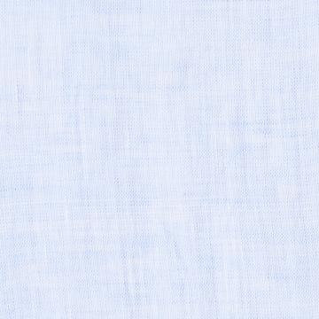 Hemd - Leinen - hellblau - einfarbig