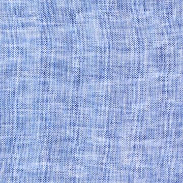 Hemd - Leinen - blau - einfarbig