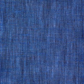 Hemd - Leinen - dunkelblau - einfarbig