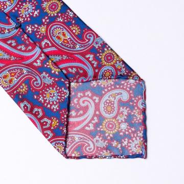 Krawatte aus reiner Seide  mit Paisleymuster