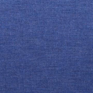 Hemd - Flanell - blau - einfarbig