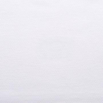 Polohemd - weiß