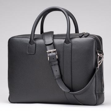 Asymetric Briefcase - Black