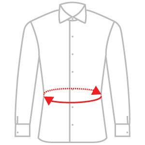 hemd-taille